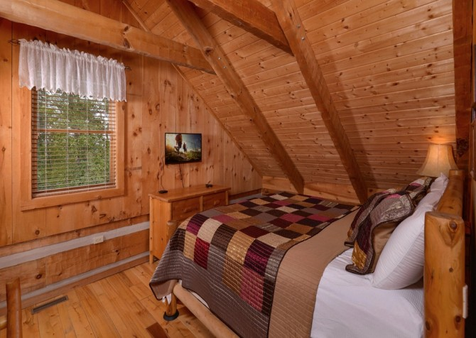Pigeon forge cabins hard to leave - 7 bedroom cabins in pigeon forge ...