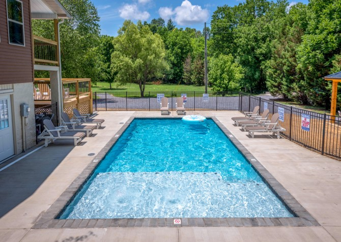 Pigeon Forge - Keaton's Firefly Meadow - Pool