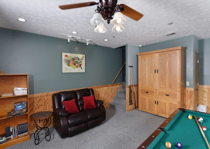 Pigeon Forge - Lakeside Mountain Memories - Rec Room