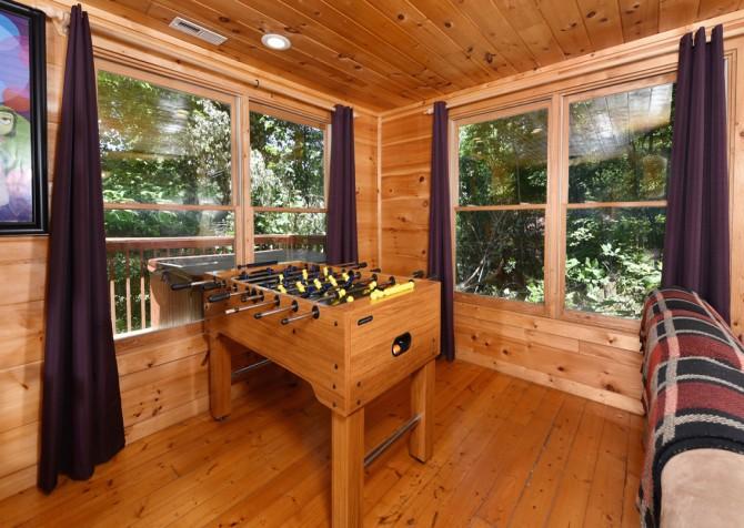 Pigeon Forge - Little Bear Lodge - Rec Room