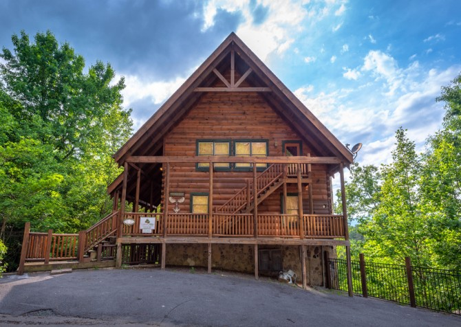 Pigeon Forge - Loose Moose - Exterior