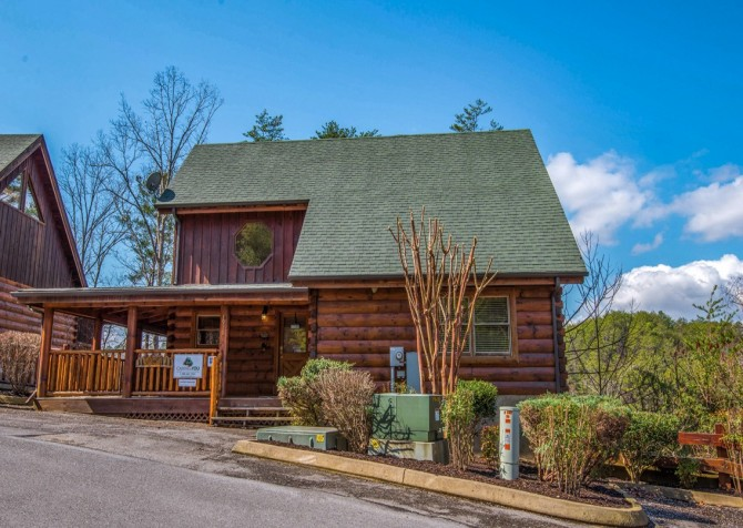 Pigeon Forge - Lucky Enough - exterior