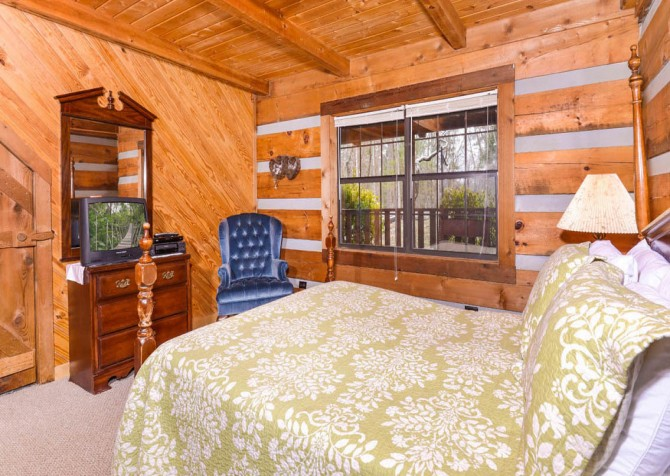 Pigeon Forge - Making Memories -bedroom