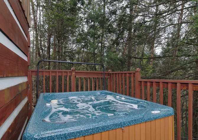 Pigeon Forge - Making Memories - hottub