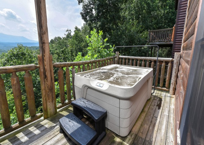 Pigeon Forge - Moonglow - Hot Tub
