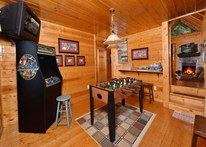 Pigeon Forge - Moonglow - Rec Room