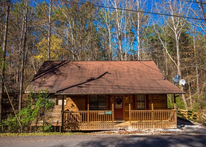 Pigeon Forge - Mountain Blessing - exterior