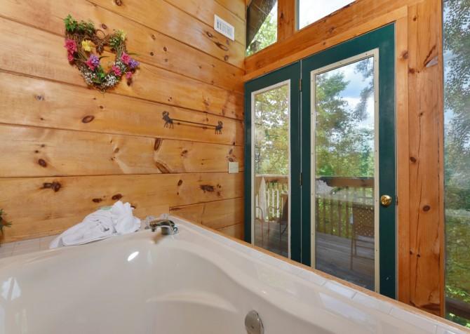 Mountain Magic - Bathroom