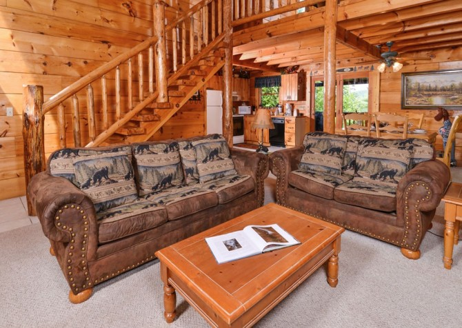 Pigeon Forge Cabins Mountain Magic