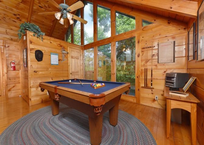 Mountain Magic - Bedroom