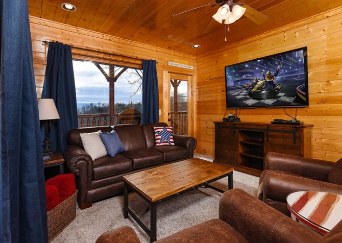 pigeonforge mountain luxury homeaway rental smokey cabins vacation cabin