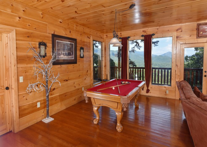 pigeon forge - Once Upon a View - Rec Room