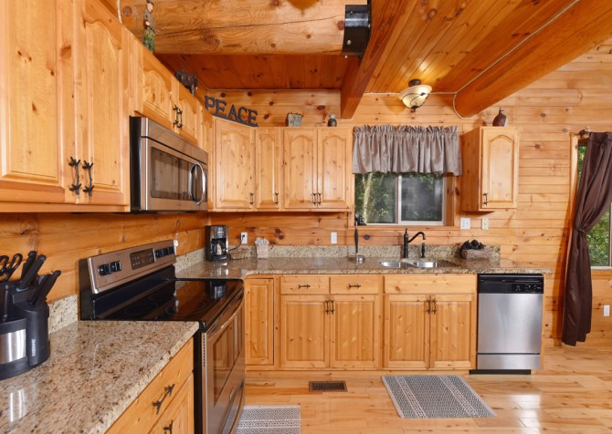 Pigeon Forge - Timber Toy - Kitchen