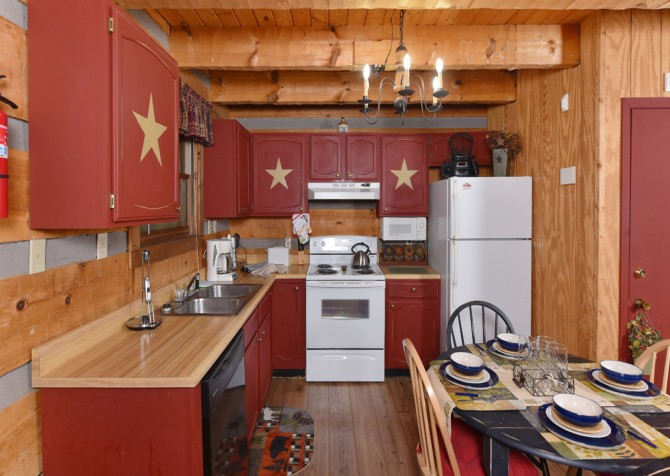 Pigeon Forge - Tranquility - Kitchen