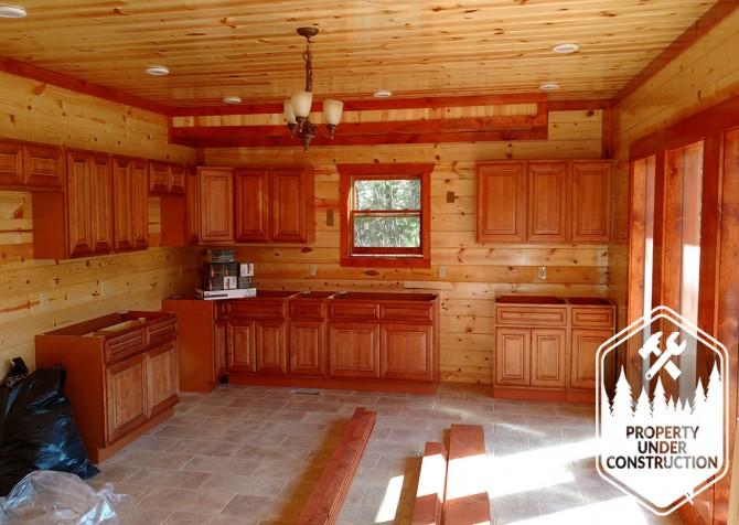 Pigeon Forge - Valley Lodge - Kitchen