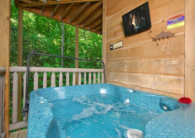 Pigeon Forge - Cedar Forest - Hot Tub