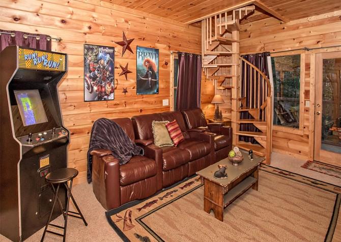 Pigeon Forge - Cedar Forest - Rec Room