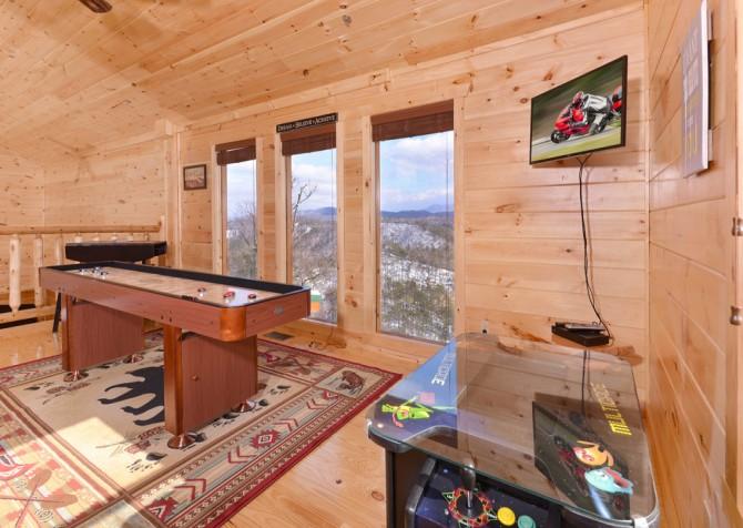 Pigeon Forge - Highland Plunge - Gameroom