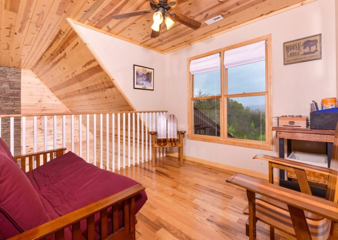 Pigeon Forge Cabin- Jackson's Cabin - Loft