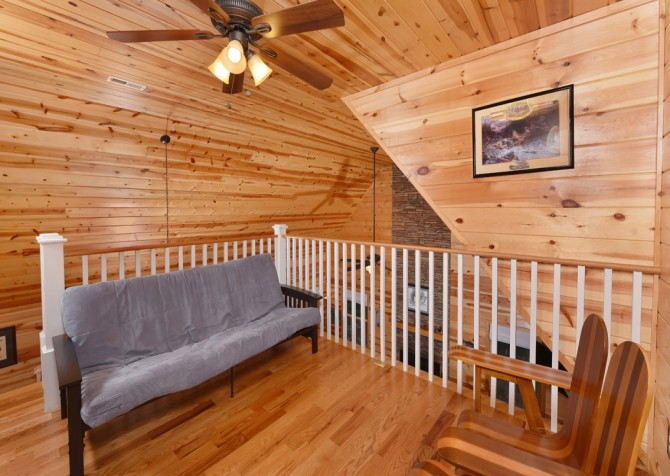 Pigeon Forge Cabin- Jackson's Cabin - Rec Room