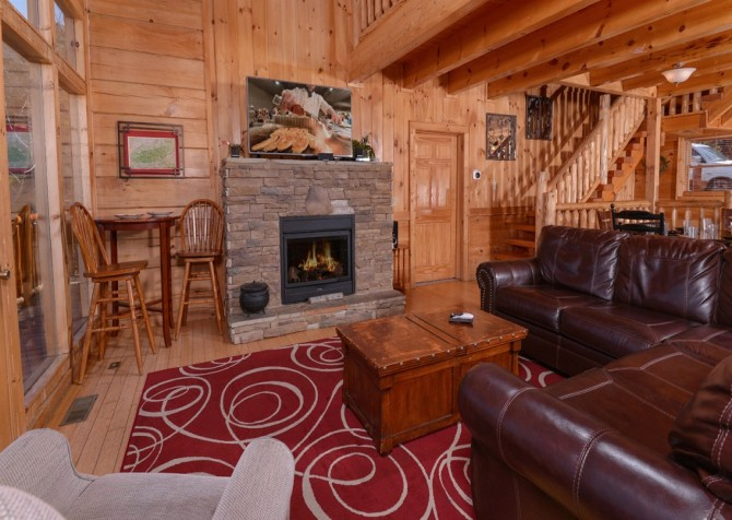 Pigeon Forge Cabin- Jennie's View -