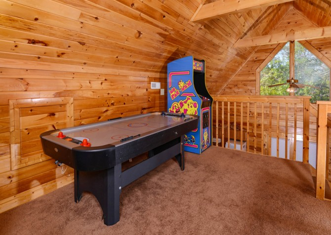 Pigeon Forge - Knotty Desire - Gameroom