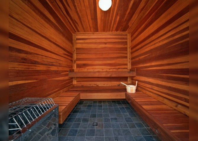 Pigeon Forge - View of God's Country - Resort Sauna