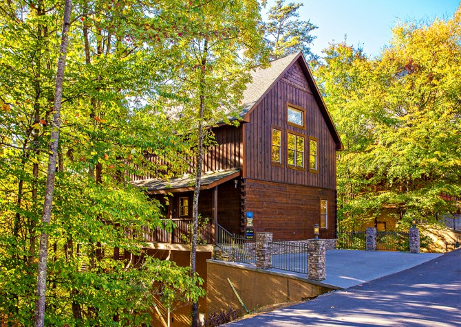 Pigeon Forge - Majestic Forest - Exterior