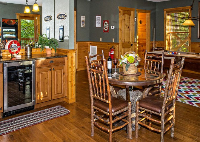 Pigeon Forge - Majestic Forest - Kitchenette