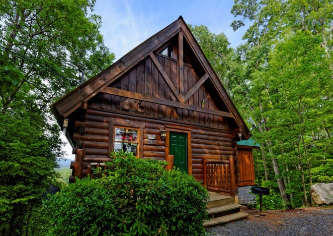 Pigeon Forge - Moondance -exterior