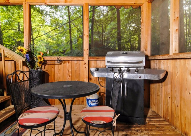 Pigeon Forge - A Mountain Surprise - Grill and Outdoor Dining