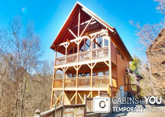 Pigeon Forge - Mountain View - Exterior Temp