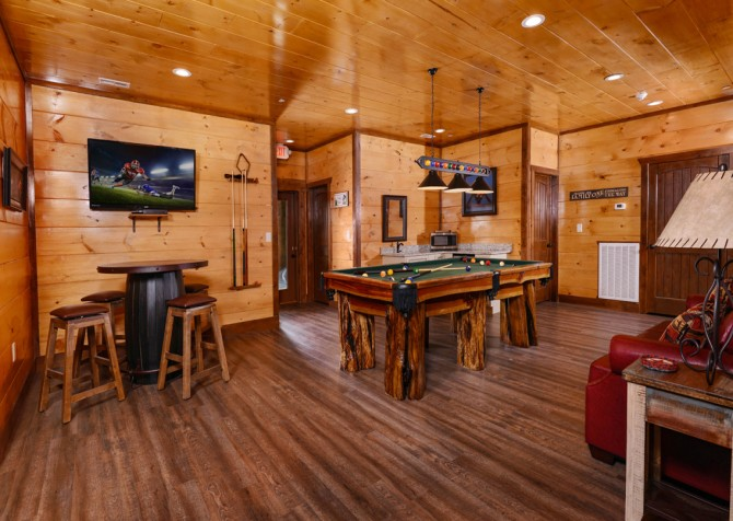 Pigeon Forge - Mountview Paradise - Gameroom One