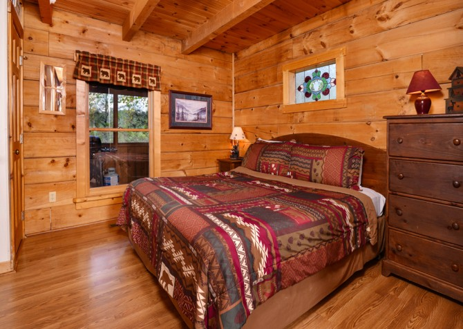 Pigeon Forge - A Perfect Paradise - Bedroom