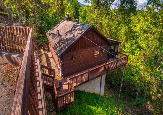 Pigeon Forge - A Perfect Paradise - Exterior