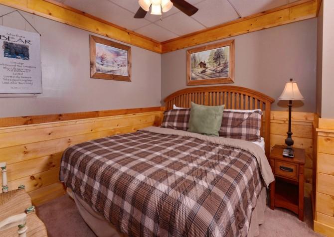 Pigeon Forge - Rocky Top - Bedroom 4