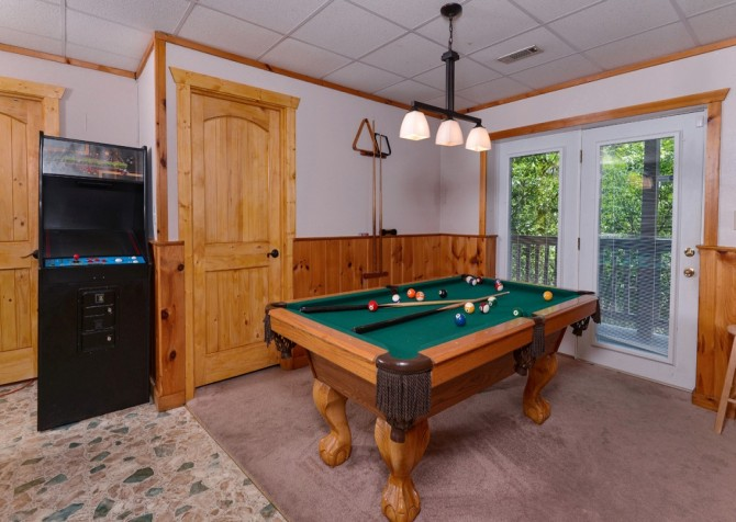 Pigeon Forge - Rocky Top - Gameroom