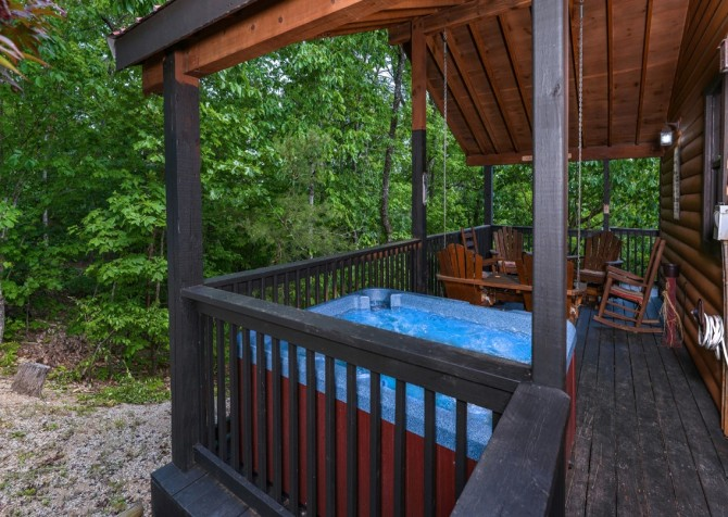 Pigeon Forge - Rocky Top - Hot Tub