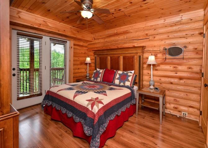 Pigeon Forge - Saddle Creek - Bedroom 2