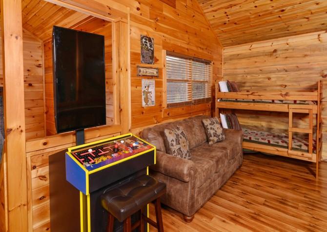 Pigeon Forge - Saddle Creek - Gameroom