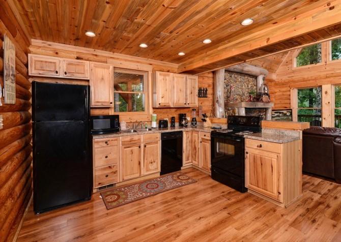 Pigeon Forge - Saddle Creek - Kitchen