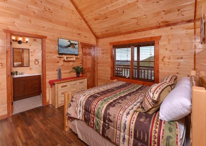 Pigeon Forge - Savannah Splash - Bedroom 4