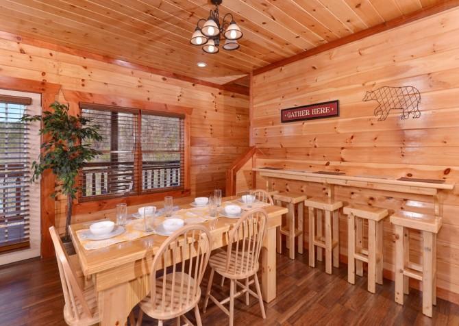 Pigeon Forge - Savannah Splash - Dining Room