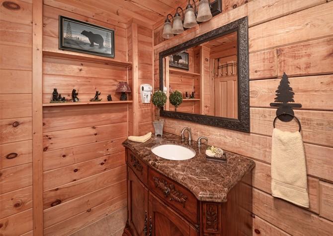 Pigeon Forge - Serendipity - Bathroom