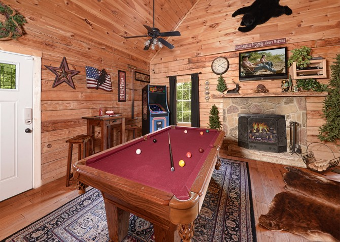 Pigeon Forge - Serendipity - Rec Room