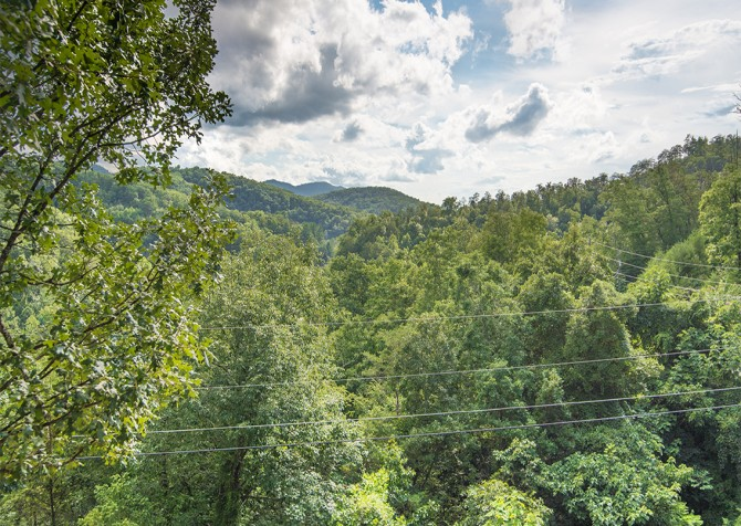 Pigeon Forge - Serendipity - View
