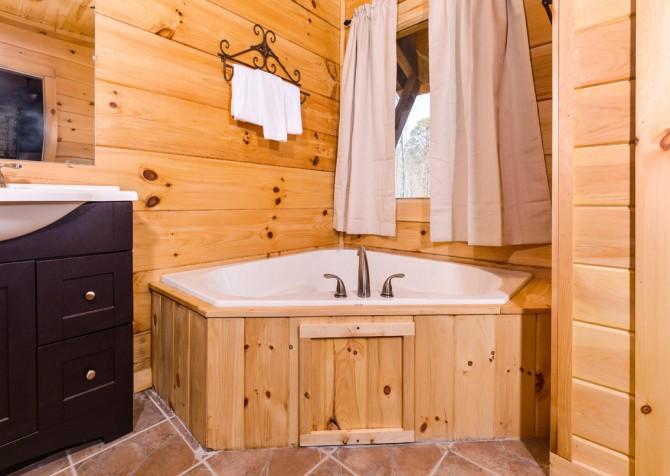 Pigeon Forge - Sierra Springs - Bathroom