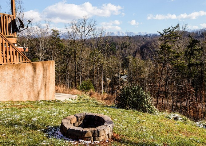 Pigeon Forge - A Splashtastic View - Fire Pit