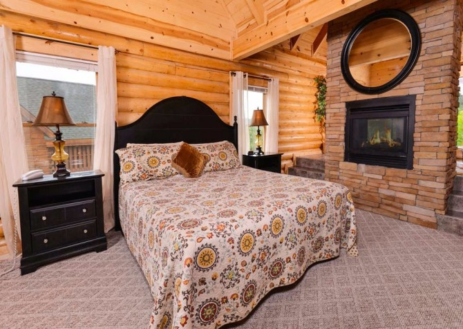 Pigeon Forge Sweet Dreams Bedroom