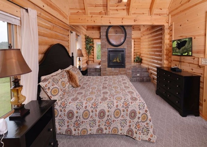 Pigeon Forge Sweet Dreams Bedroom